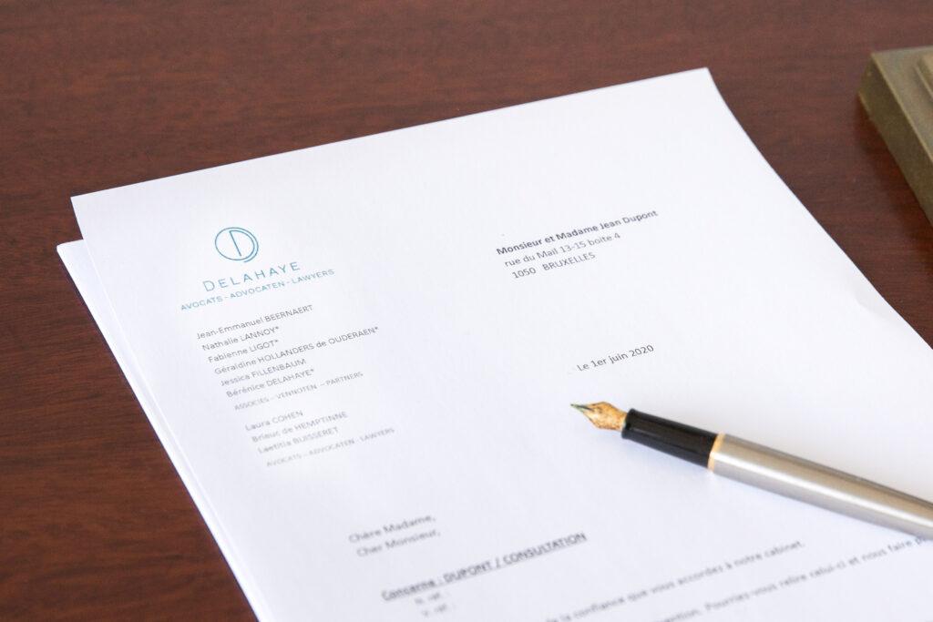 document Delahaye Avocats